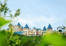 Khu du lịch Bà Nà Hill Đà Nẵng